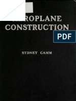 Aeroplane Construction