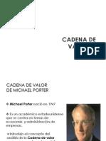 3. Propuesta y Cadena de Valor
