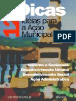 00390 - 125 Dicas - Idéias Para a Ação Municipal