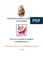 PARROQUIA SANTA CATARINA DE ALEJANDRÍA