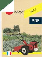 Bouyer 467 plaquette