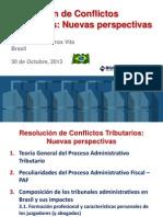 Resolucion Conflictos Tributarios Barros Brasil