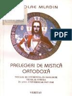 (Nicolae Mladin) Prelegeri de Mistica Ortodoxa