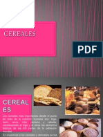 3 CEREALES