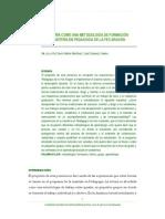 TUTORÍA COMO UNA METODOLOGÍA DE FORMACIÓN Aragon.pdf