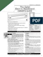 Cadet Electric Baseboard.heater