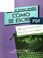 Como Se Escribe-Maria Teresa Serafini.pdf