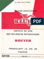 Bouyer plaquette année 50