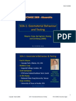 Geomaterial Behavior and Testing (SOAPresentation) - Mayne Et Al 2009