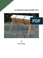 Designing Your Ideal Horizontal Top-Bar Hive