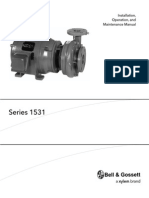 1531 Pump Installation Manual