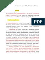 El Iusnaturalismo Actual. R.L. Vigo