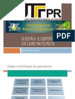 Gestão e Certificação -Ferramentas da qualidade [Modo de Compatibilidade]