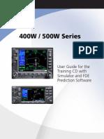 400W-500W Trainer Guide
