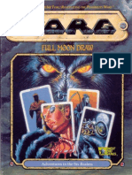 Torg - Adventure - Full Moon Draw