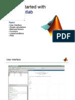 MatlabGetStart Course (3)
