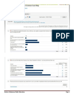 Survey Results - Common Core Survey for Educators