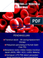 Blood Bank Transfusi