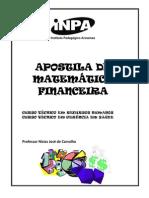 APOSTILA DE MATEMÁTICA FINANCEIRA_Nícias_Técnico em RH e Gerência em Saúde