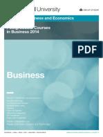 Postgraduate courses in Business 2014.pdf