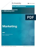 Postgraduate courses in Marketing 2014.pdf