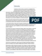 Teoría de Petrovic (1)