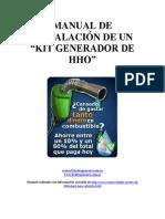 Manual de Instalacion Hho(2)