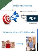 2.3 Gestión de la Información de Marketing