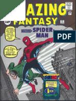 Amazing Spiderman #01
