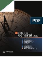 Catalogo 2012web
