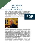 EL DOMINIO DE LAS CONEXIONES – MANUEL CASTELLS