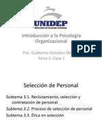UNIDEP - Tema3 Clase 1