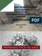 EXPO. Edafologia