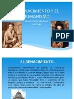 El Renacimiento y El Humanismo Azucena