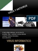 Virus y Antivirus
