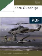Osprey - New Vanguard 125 - Huey Cobra Gunships