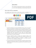 Buscar Datos y Demas en Excel