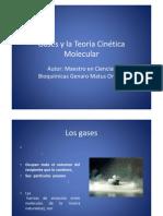 10 Gases y la Teoría cinética molecular