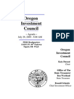 Oregon Investment Council 7 29