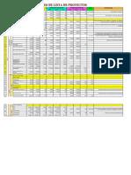 Datos Requeridos Para La Ficha Tecnica Del Ala