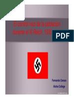 Control Sociedad Nazis