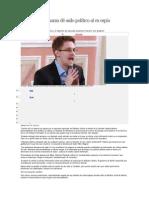 Piden que Alemania dé asilo político al ex espía Snowden