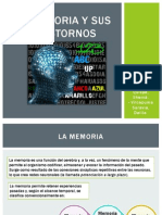 Exposicion La Memoria y Sus Trastornos