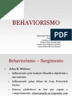 Behaviorismo Grupo