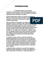 informe pecuaria 2 piscicultura