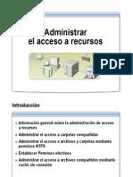 Administrar El Acceso a Recursosdomingos