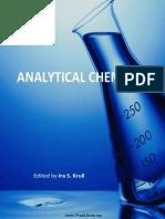Analytical Chemistry i to 12