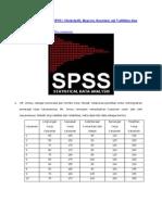 Contoh Soal Latihan SPSS.docx