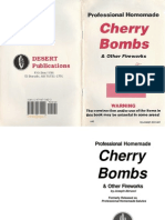 Joseph Abrusci - Professional Homemade Cherry Bombs