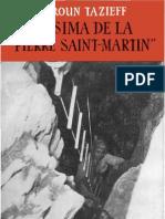 La sima de la Piedra de San Martín (1953) Haroun Tazieff